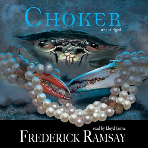 Choker audiobook cover art