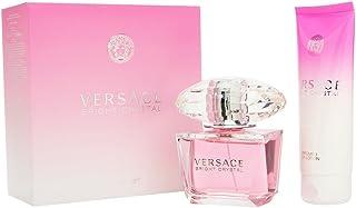 Versace Versace Bright Crystal Women Giftset (Eau De Toilette, Body Lotion)