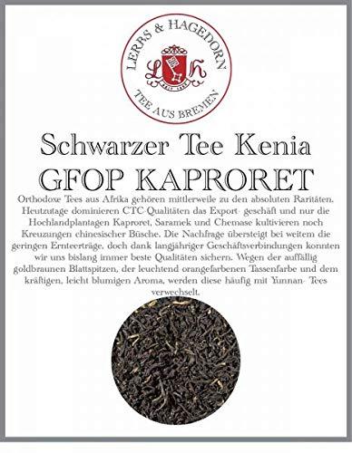 Schwarzer Tee Kenia GFOP Kaproret 1kg