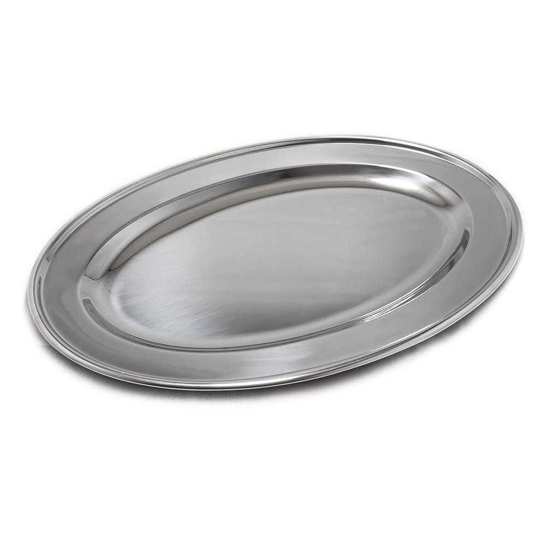 説明する説明的アイデアゴーゴーカレー メジャー皿 ステンレス製 カレー皿 金澤カレー