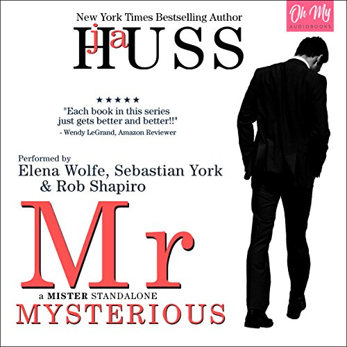 Mr. Mysterious audiobook cover art
