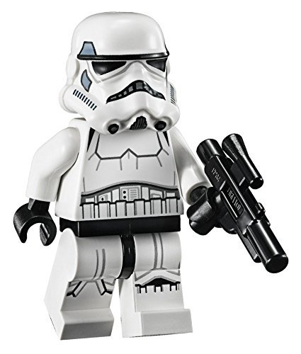 EMS Store Lego Star Wars 75055 75060 Printed Minifigure Stormtrooper model 3489 by Elizabeth M. Stone Official Store