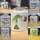Gag Gift, Christmas Gag Gift, Funny Present, Unisex Gag, Present Funny Toilet Paper, White Elephant Gift, Funny Gift, Gag Present