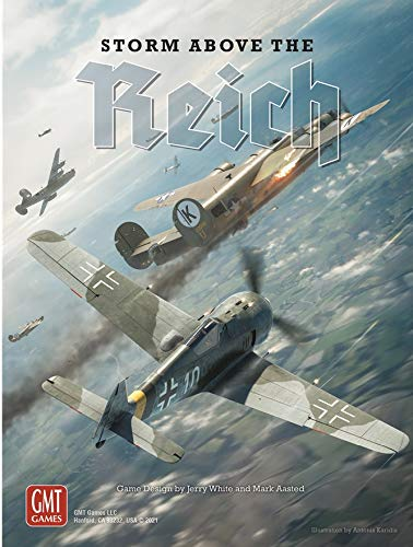 GMT Games Storm Above The Reich SW