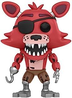 Funko Five Nights at Freddy's - Foxy The Pirate Toy Figure Multi-colored, 3.75 inches