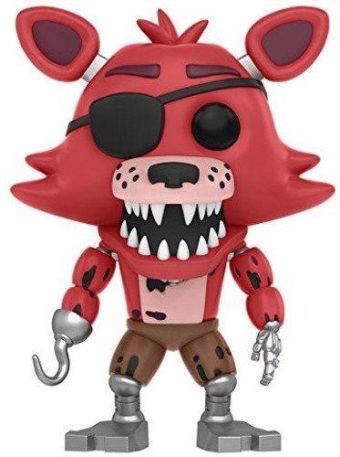 Funko Pop!- Foxy Figura de Vinilo, colección de Pop, seria FNAF (11032)