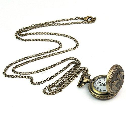 Pinzhi jw00396–Catena per orologio da tasca