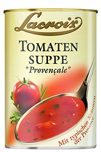 Lacroix Tomaten-Suppe Provencale, 3er Pack (3 x 400 ml)