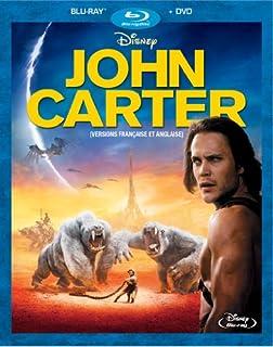 John Carter (Bilingual) [Blu-ray + DVD] (B007Q47OUC) | Amazon price tracker / tracking, Amazon price history charts, Amazon price watches, Amazon price drop alerts