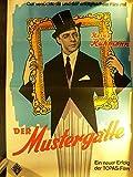 Der Mustergatte - Heinz Rühmann - Filmposter A1 84x60cm