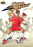 Supa Strikas - Striek Team : Sports Illustrated Kids Graphic Novels - Comics for Children - Soccer Comics for Kids (Super Soccer Book 3) (English Edition)