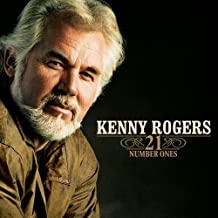 21 Number Ones by Rogers, Kenny Original recording remastered edition (2006) Audio CD