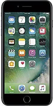 Apple iPhone 7 Plus 32GB Black - For AT&T  Renewed