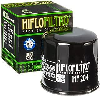 Hiflofiltro HF204C Chrome Premium Oil Filter