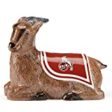 1. FC Köln Spardose Hennes liegend