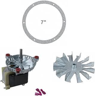 Kit - Avalon Newport Pellet Stove exhaust Combustion Blower - 10-1111 G