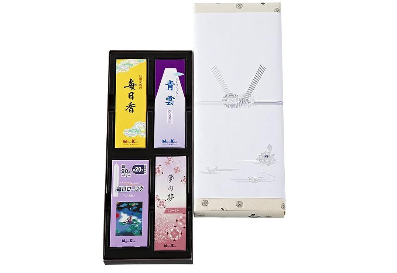 伝統ホイップ移動御香セット1000° 包装品