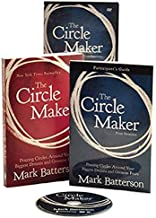 Circle Maker Full Set - The Circle Maker: Praying Circles Around Your Biggest Dreams and Greatest Fears (Book + Study Guide + DVD)