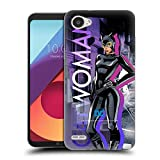 Head Case Designs Officiel DC Women Core Catwoman Compositions Coque en Gel Doux Compatible avec LG...