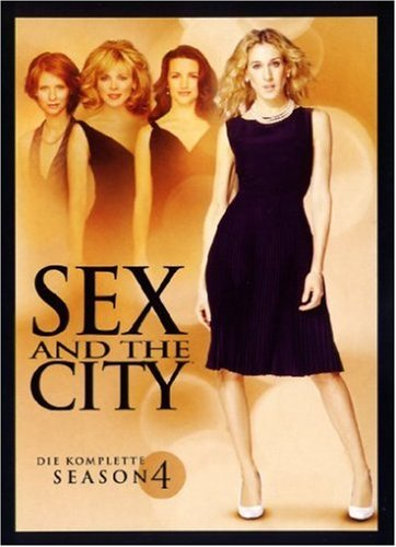 Sex and the City - Season 4 (3 DVDs)