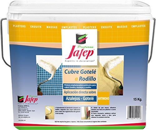 Cubre Gotele A Rodillo 15 Kg. Jafep