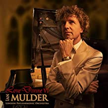 Love Divine 6: inspirational CD by pianist Ian Mulder & London Philharmonic Orchestra (The Church's one foundation, Take my life and let it be, I surrender all, and others)