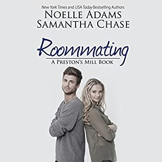 Roommating audiobook cover art