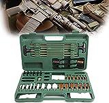 VULID Kit De Nettoyage des Armes À Feu, Équipement De Nettoyage des Armes À Feu,...