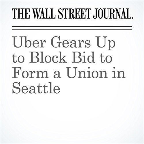 Uber Gears Up to Block Bid to Form a Union in Seattle copertina