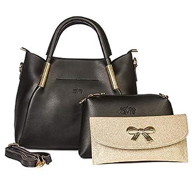 Nevis Women's Sling Bag With Satchel (Set of 3)