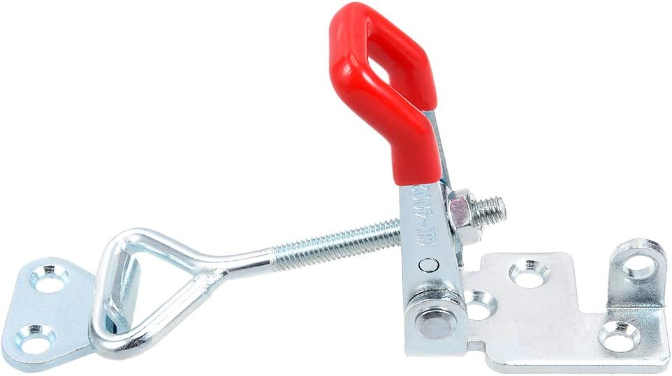 uxcell Toggle Latch Clamp 250Kg Action 550lbs Pull Adju Capacity Selling free