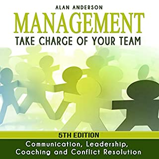 Management: Take Charge of Your Team audiobook cover art