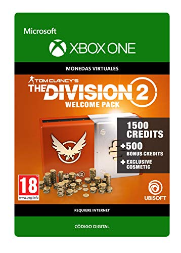 Tom Clancy's The Division 2: Welcome Pack Welcome Pack | Xbox One - Código de descarga