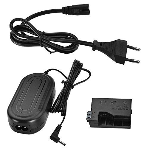 Smartpow ACK-E8 Kamera AC Adapter Netzteil Netzadapter kompatibel mit Canon EOS 700D 600D 550D 650D Rebel T2i T3i T4i T5i Digitalkameras