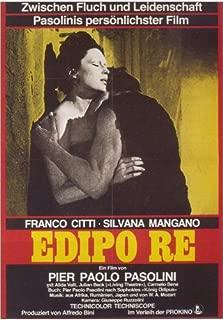Oedipus Rex - Movie Poster - 11 x 17