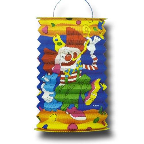 Lampion - Laterne Clown
