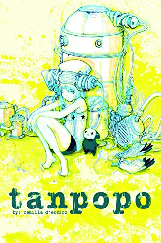 TANPOPO COLLECTION HC VOL 01