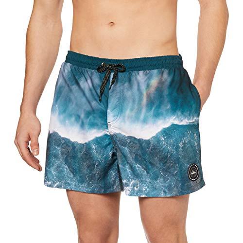 Quiksilver JETLAG Costumi da Bagno Hommes Blu - M - Costume/Bermuda da Spiaggia