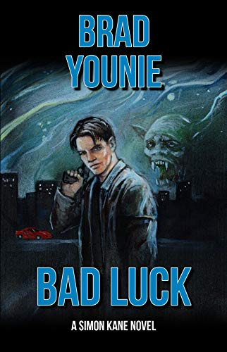 Bad Luck: Simon Kane, Book 1