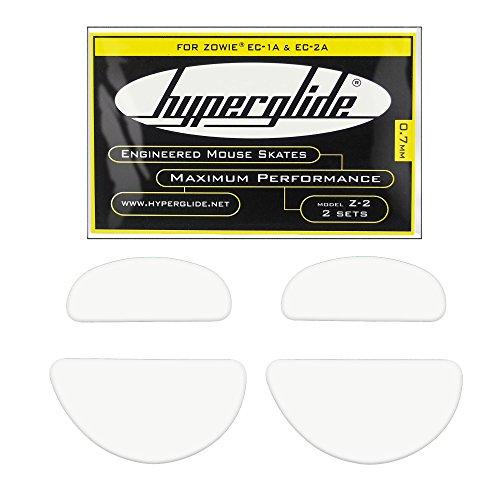 Hyperglide Mouse Skates for Zowie Divina EC1-B, Divina EC2-B, EC-1, EC1-a, EC-2 & EC-2a (Z-2)
