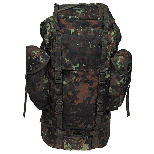 Sac de la bundeswehr (armée allemande-sac à dos de randonnée bW style camouflage