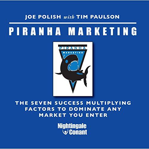 Piranha Marketing cover art