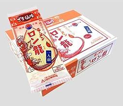 ロン龍ラーメン ごま塩味 1人前15入 ノンフライ麺