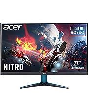 """Acer VG271UPbmiipx wyświetlacz LED o przekątnej 68,6 cm (27 cali), Wide Quad HD, płaski czarny - ekrany komputerowe (68,6 cm (27""""), 2560 x 1440 pikseli, Wide Quad HD, LED, 1 ms, czarny)"""