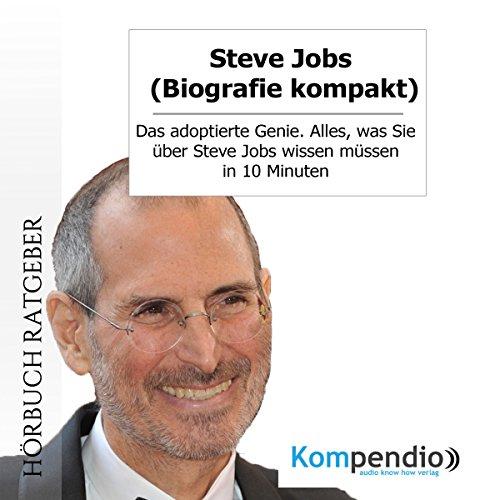 Couverture de Steve Jobs