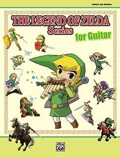 The Legend of Zelda Series for Guitar: Guitar Tab by Koji Kondo (Mar 1 2012)
