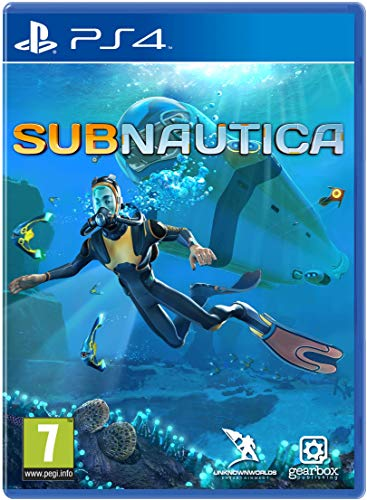 Subnautica Ps4- Playstation 4