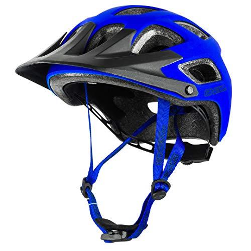 Oneal 0007-201 fietshelm, zwart, XXS