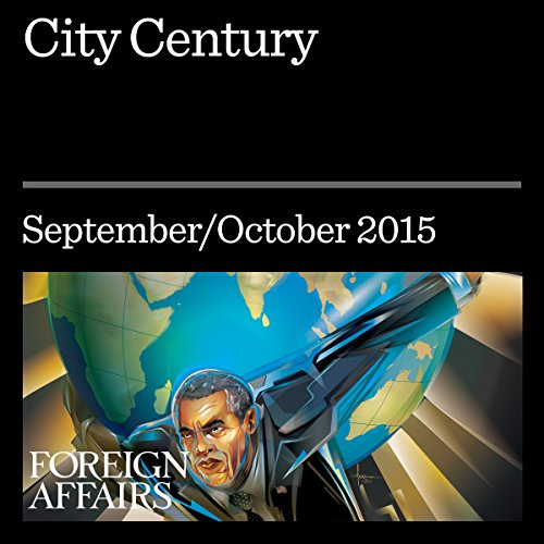 City Century audiobook cover art