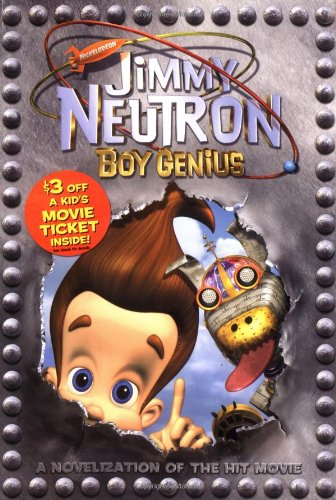 Jimmy Neutron Boy Genius: The Movie Novelization